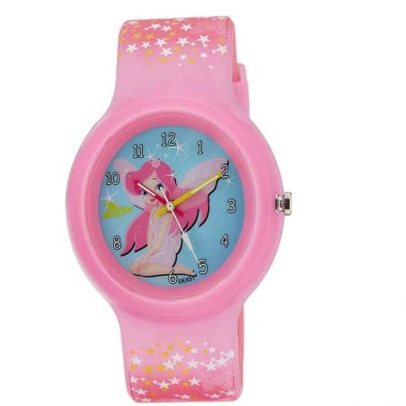 Zoop Analogue Watch - For Boys, Girls Pink