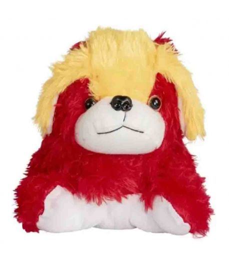 Laying Dog Soft Toy