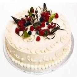 Vanilla Cake Karachi Bakery