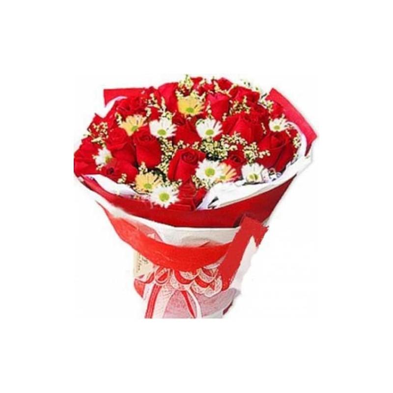 Send Gerberas to India| Send Flower Bouquet to India| Send Bouquet ...