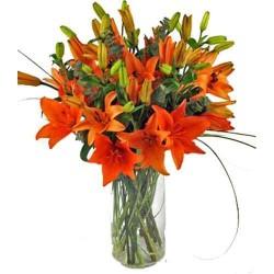 10 Lilies Bunch