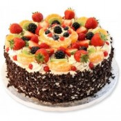 Mixed Fruit Gateaux - 1kg
