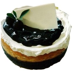 Blue Berry Cake 1 kg (Bake Craft)