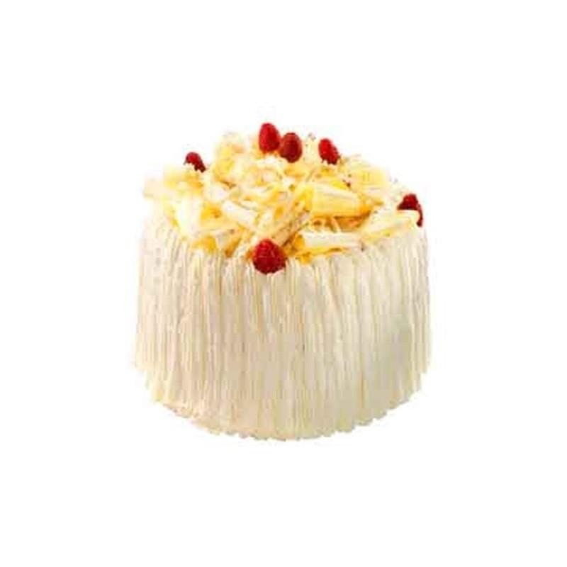 White Mud Cake 1 kg (Bake Craft)