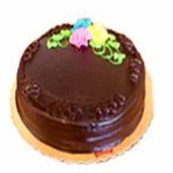 Chocolate Eggless Cake 1 kg (Bake Craft)