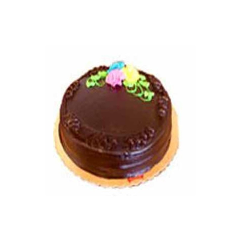 Chocolate Eggless Cake 1 kg (Bake Craft)