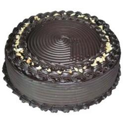 Chocolate Truffle Cake 1 kg (Aryaas Bakery)