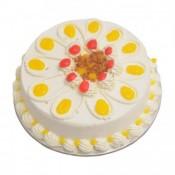 Pineapple Cake (Blaack Forest Bakery)