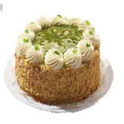 Butter Scotch Cake (Blaack Forest Bakery)