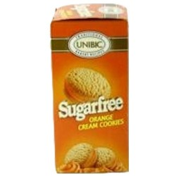 Sugar Free Orange Butter Cookies 300gm