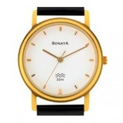 Sonata Men Clock