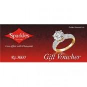 Sparkles Diamond Jewellery Rs.3000