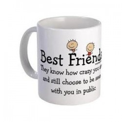 Friendship Day Mug