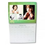 Wall Mounted Calendar 8.5 x 11