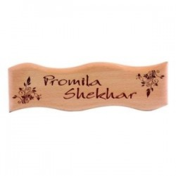 """Name Plate Size:12""""x4"""""""