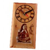 """Wooden Watch Medium Size:7""""x4"""""""
