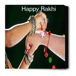 Rakhi Canvas 16*20
