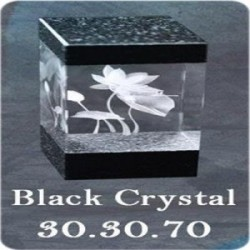 3D Crystal Image Size: 30*30*70
