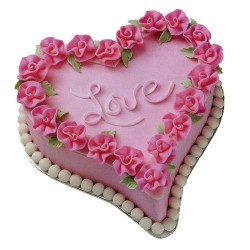 True Heart Cake
