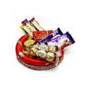 Handmade Chocolate Thali