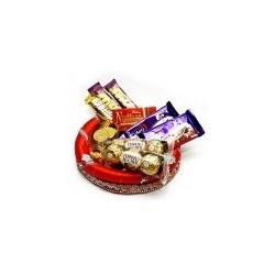Handmade Chocolate Thali
