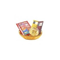 Delightful Yummy Chocolates Basket