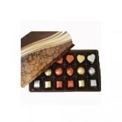 18 pcs Nuts Chocolate