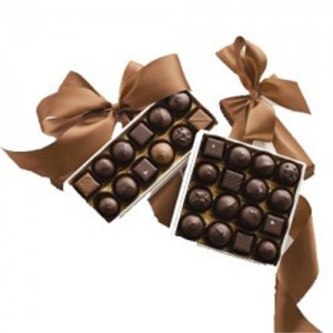 6 Boxes of Elegant Chocolates