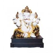 Dancing Ganesh / Mukut