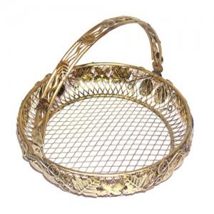 Fruit Basket Round