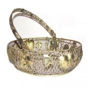 Fruit Basket Oval