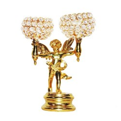 Candle Stand Double / Pari (GP)