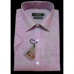 Pink Half Regular Fit Tangy shirt