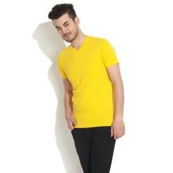Numero Uno Tangy Comfort T-Shirt (Yellow)