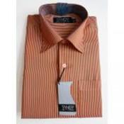Orange Lining Tangy Full Shirt