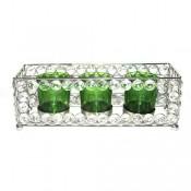 Triple Glass T-Light