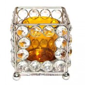 Single Glass T-Light
