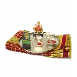 Navaratri Puja Thali