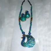 Stylish Blue Terracotta jewel