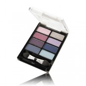 Pure Colour Eye Shadow Palette - Midnight & Pink 4.8g
