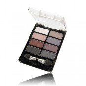 Pure Colour Eye Shadow Palette - Nude & Grey 4.8g