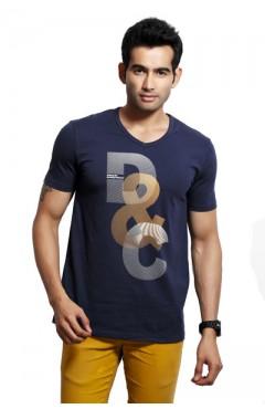 Design Classics Navy Men's Tshirt