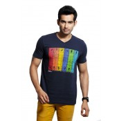 Design Classics Navy Men's Tshirt