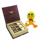Ravishing Chocolate Box with Tweety