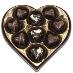 Delightful Chocolate Hearts