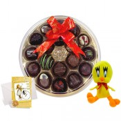 Visually Delightful Choco-Treats^christmas chocolate^chocolate^christmas