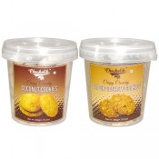 Coconut & Ginger Cashew Cookies - 2 Combo Pack