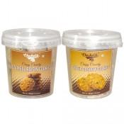 Oatmeal Raisin & Ginger Cashew Cookies - 2 Combo Pack