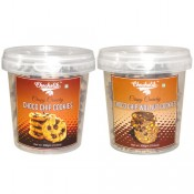 Choco Chip & Walnut Cookies - 2 Combo Pack