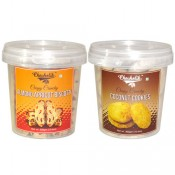 Almond Apricot & Coconut Cookies - 2 Combo Pack